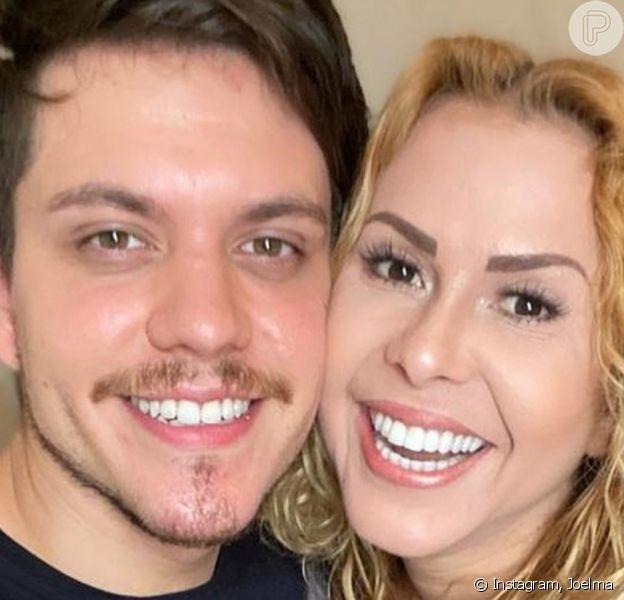 Filho de Joelma decidiu morar com Ximbinha e cantora rompeu relação com Yago Matos