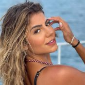 Hariany Almeida explica cirurgia de emergência: 'Vou tirar um cálculo renal'