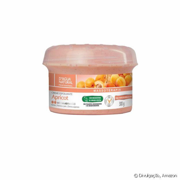 Creme Esfoliante Apricot