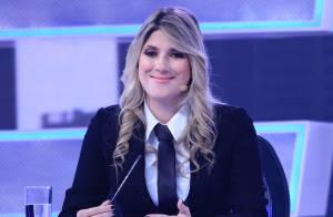 Dani Calabresa recebe apoio de famosos após desabafo no 'CQC': 'Rainha'