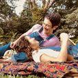 Filha de Sandra Annenberg revelou ter personalidade diferente da mãe