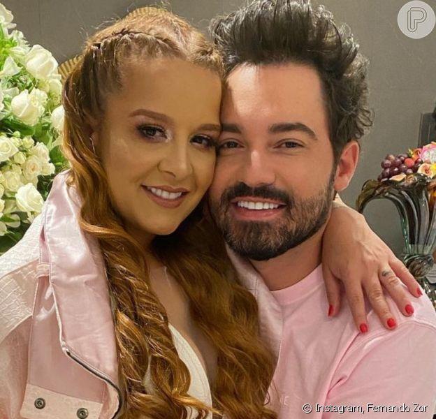 Fernando Zor e Maiara estão oficialmente noivos