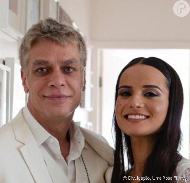 Grávida pela 1ª vez, mulher de Fabio Assunção, Ana Verena, ganhou carinho da filha do ator, Ella Felipe, de 9 anos