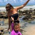 Filha Patricia Abravanel, Jane comemorou recentemente 3 anos