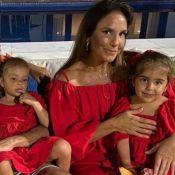 Veja fotos da festa das filhas de Ivete Sangalo! Gêmeas comemoram 3 anos em evento duplo