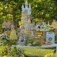 Filhas de Ivete Sangalo celebram aniversário ao ar livre