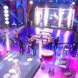 Internautas também criticaram a postura de alguns brothers no show de Daniela Mercury no 'BBB21'