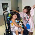 Kyra Gracie mostra rotina com os filhos