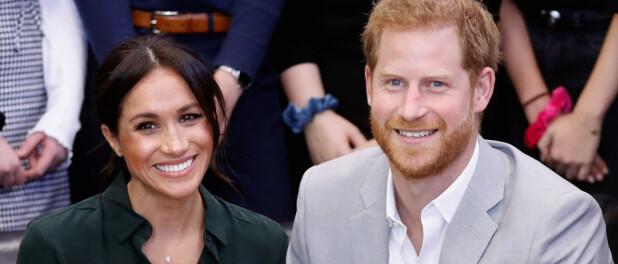Meghan Markle e Harry revelam gravidez de menina e descartam 3º filho