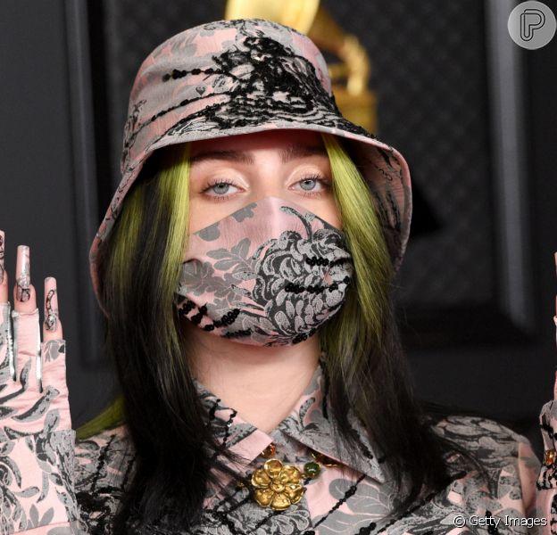 Billie Eilish está loira! Veja novo visual da cantora