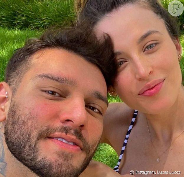 Lorena Carvalho desabafa sobre amamentação: 'Tem sido um grande desafio pra mim. Não é fácil!'