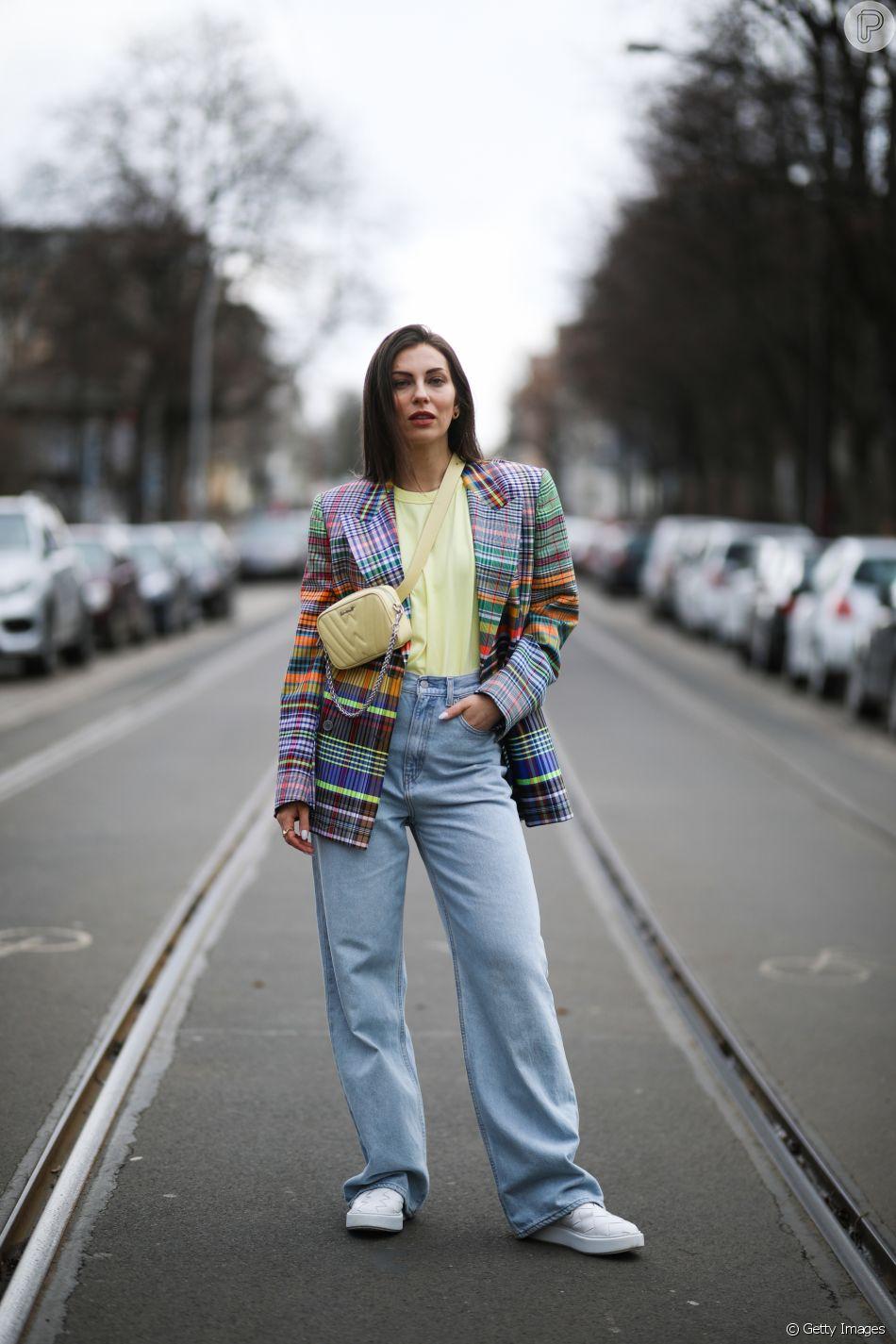 A bolsa atravessada é hit entre as fashionistas gringas