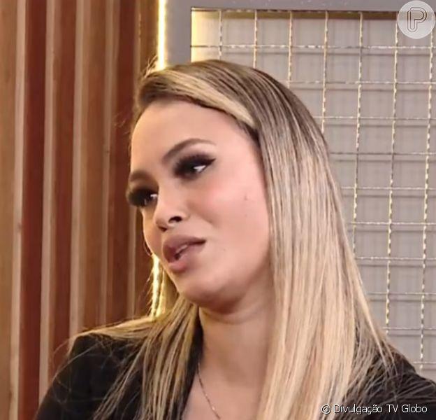 Eliminada do 'BBB 21', Sarah lamentou ter desconfiado de Juliette: 'Triste pela amizade ter acabado'
