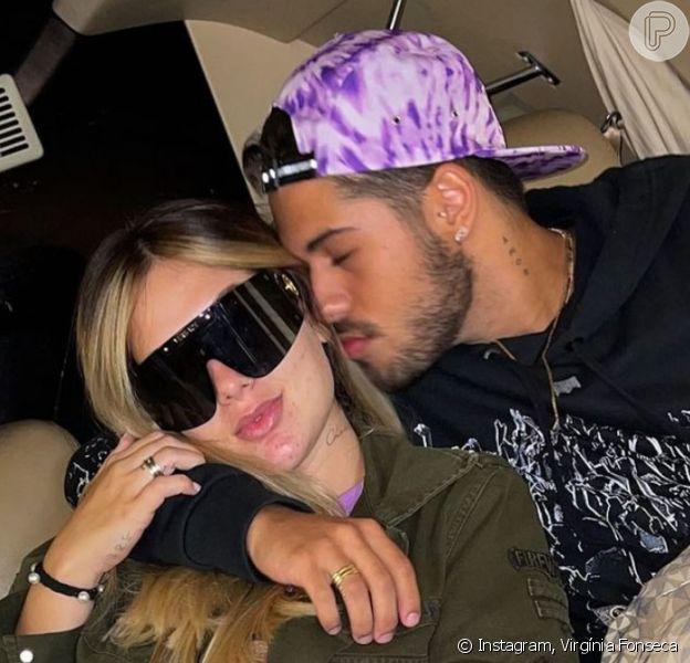 Casada com Zé Felipe, Virgínia Fonseca não pretende fazer viagem de lua de mel com o cantor. Saiba o motivo!
