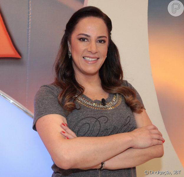 Filha de Silvio Santos, Silvia Abravanel piorou da Covid-19 e precisou ser hospitalizada