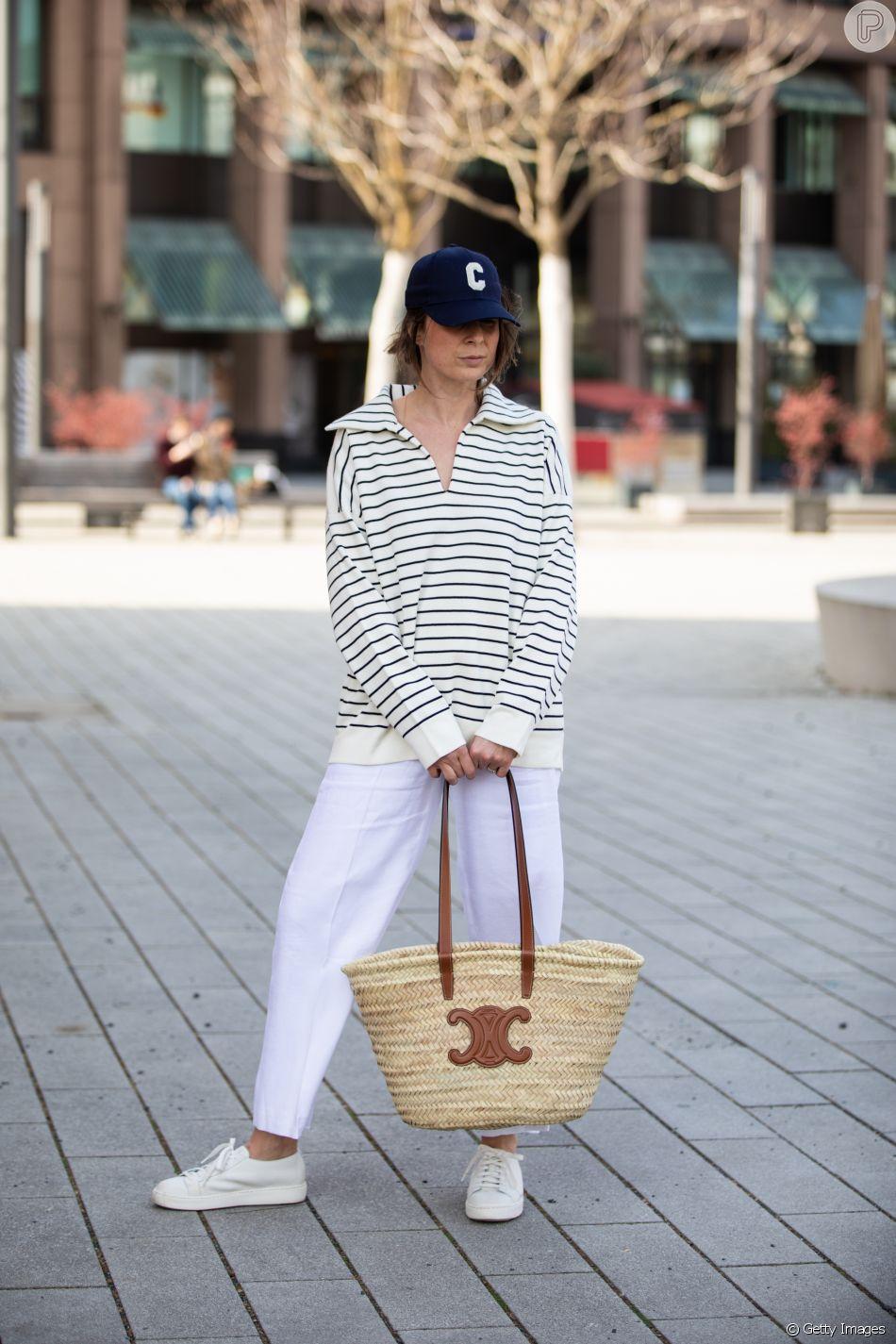 O boné está com tudo na cabeça das fashionistas: veja combinações