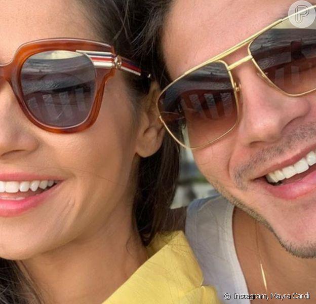 Mayra Cardi e Arthur Aguiar se separaram de novo, 8 dias após retomarem relação