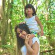 Mayra Cardi é mãe de Sophia, 2 anos, fruto de seu casamento com Arthur Aguiar