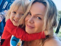 Eliana flagra confusão da filha, Manuela, sobre seu nome: 'Viu na televisão?'