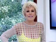 'Mais Você':Ana Maria Braga anuncia André Marques como seu substituto nas férias