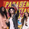 Camilla de Lucas, Fiuk e Juliette são os finalistas do 'BBB21'