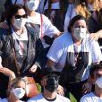 Paulo Gustavo foi homenageado por amigos e familiares após sua cremação