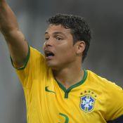 Thiago Silva esclarece declarações após perder posição de capitão para Neymar