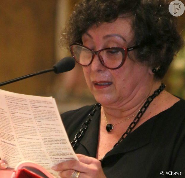 Barbara Bruno está 'cada dia melhor', afirma Paulo Goulart Filho sobre a irmã internada com Covid-19
