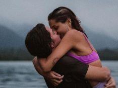 Sasha Meneghel e João Figueiredo anunciam casamento em fotos: 'Resto da vida sorrindo'