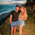 Marília Mendonça e Murilo Huff são os pais de Léo