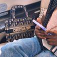 Giovanna Ewbank mostrou detalhes do look da filha, Títi