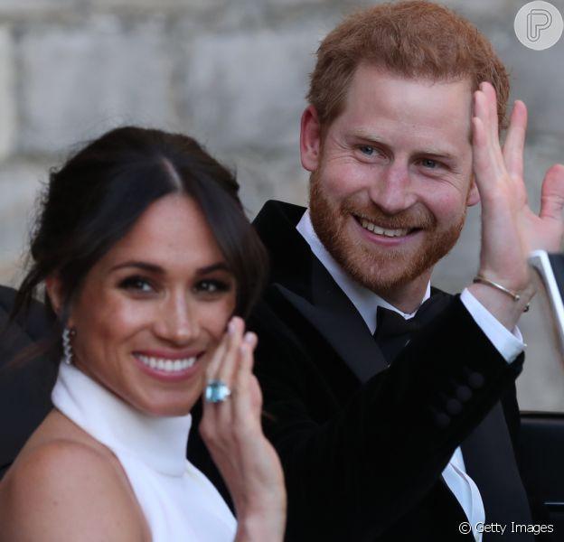 Meghan Markle dá à luzLilibet Diana, caçula com príncipe Harry