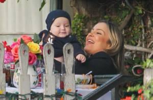 Claudia Leitte: veja fotos das férias com filhos e marido nos Estados Unidos