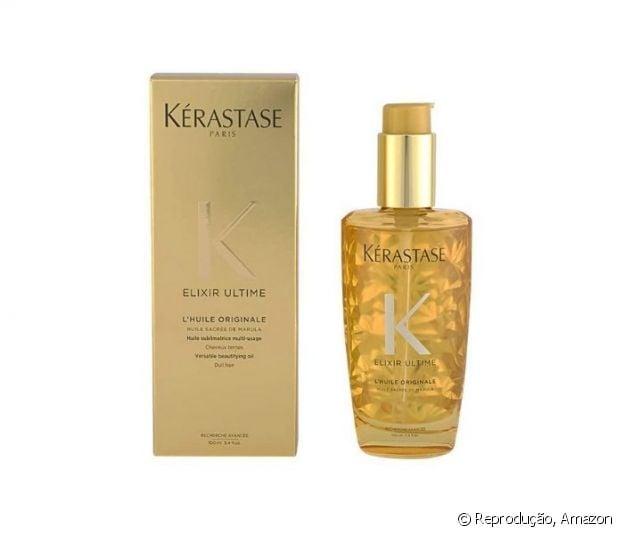 Óleo Kérastase Elixir Utime L'huile Originale 100ml