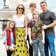 Luciano Huck recordou ainda acidente de avião sofrido ao lado de Angélica e filhos em 2015
