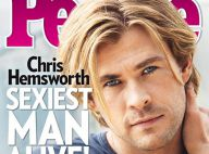 Chris Hemsworth é eleito mais sexy do mundo. Veja lista de bonitões da 'People'!