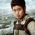 Ki Hong Lee integra o elenco de 'Maze Runner', no qual interpreta Minho