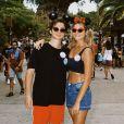 Marido de Sasha Meneghel, João Figueiredo afastou crítica por casameto 'cedo' com a filha de Xuxa
