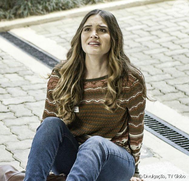 Novela 'Salve-se Quem Puder': Luna (Juliana Paiva) vai ser dopada e agredida por Hugo (Leopoldo Pacheco)