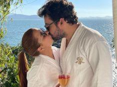 Disseram sim! Maiara e Fernando se casam em live e web vibra: 'Linda de noiva'. Vídeo