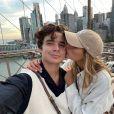 João Figueiredo e Sasha Meneghel estão de volta aos EUA após lua de mel nas Maldivas e Dubai