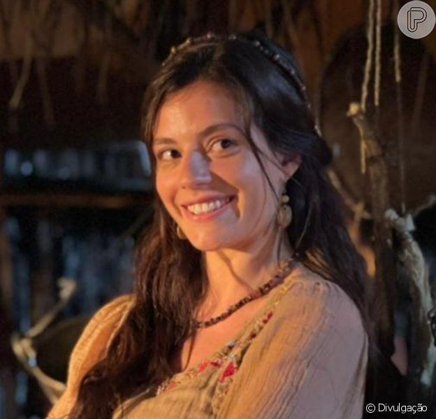 Lina Mello festeja estreia em novelas em 'Gênesis' como Zilpa, filha de Yarin (Cacau Melo/Andrea Avancini): 'Somos carinhosas, gostamos de cuidar do outro e bastante perspicazes. Leais aos nossos amigos e familiares'