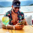 O novo visual de Gusttavo Lima não agradou os fãs do cantor