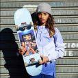 Rayssa Leal ficou conhecida como Fadinha do Skate