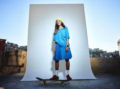 Com medalha nas Olimpíadas, Rayssa Leal faz campanha para meninas no skate