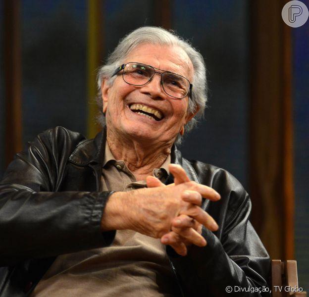 Tarcísio Meira morreu aos 85 anos após complicações da Covid-19 em 12 de agosto de 2021