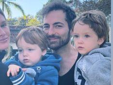Filho de Paulo Gustavo, Gael rouba a cena em foto de aniversário e web aponta: 'A cara do pai'