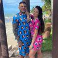 Gabi Martins reatou namoro com o cantor Tierry