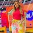 Virgínia Fonseca disse ter sido cobrada sobre amamentação da filha