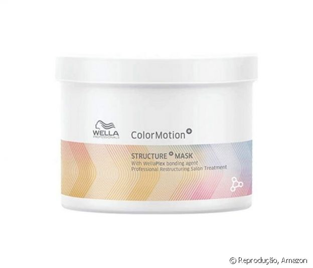 Color Motion Mask, Wella